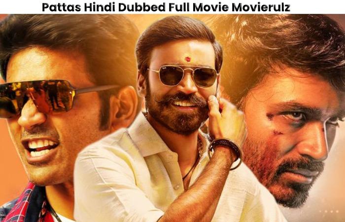 Pattas Hindi Dubbed Full Movie Movierulz